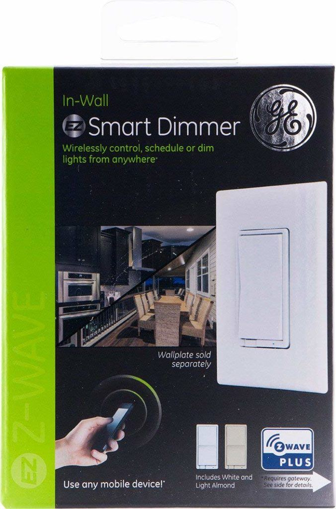 ge smart dimmer review
